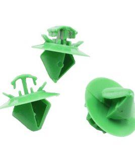 Peugeot Lijst Bevestigingsclips Groen