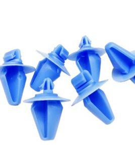 Renault Bekleding Bevestigingsclips Blauw