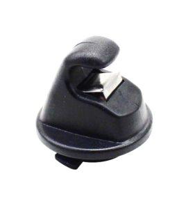Volkswagen Zonneklep Clip Zwart