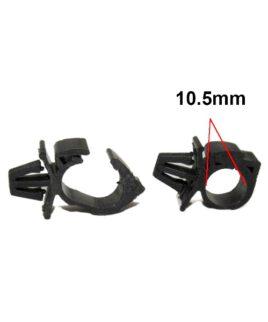 Kabelgeleiding Clips 10 mm